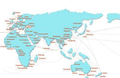 全球港口缩写大总结,外贸干货
