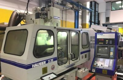 HAUSER S 35-600二手坐标磨床进口东莞的物流门到门流程一站式