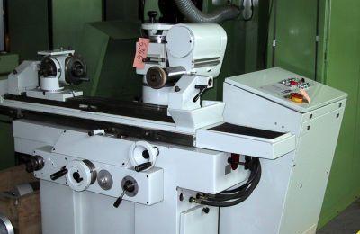 二手刀具磨床LIZZINI NO 3进口合肥工厂的流程图