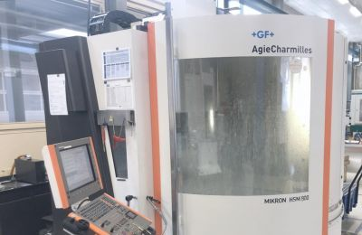 MIKRON HSM 800二手数控高速铣床进口深圳工厂的流程