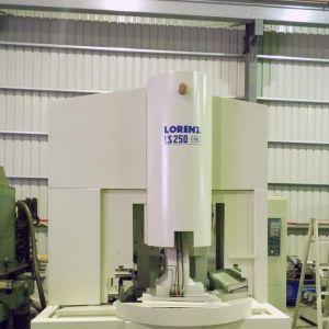 LORENZ LS 250二手数控插齿机进口国内的关税海运成本